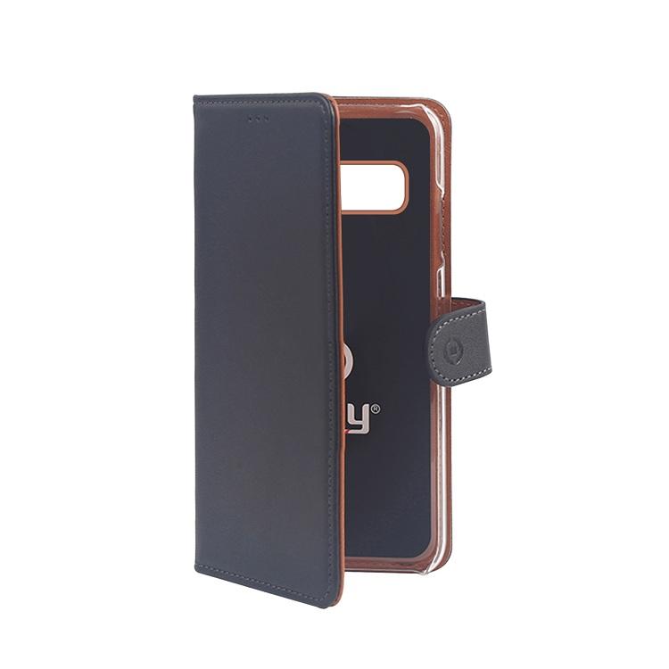 Θήκη Celly Wally - Samsung Galaxy S10 Μαύρη