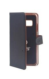 Θήκη Celly Wally - Samsung Galaxy S10e Μαύρη