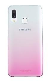 Θήκη Samsung Gradation - Galaxy A40 Ροζ