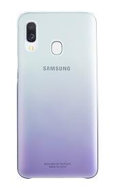 Θήκη Samsung Gradation - Galaxy A40 Βιολετί