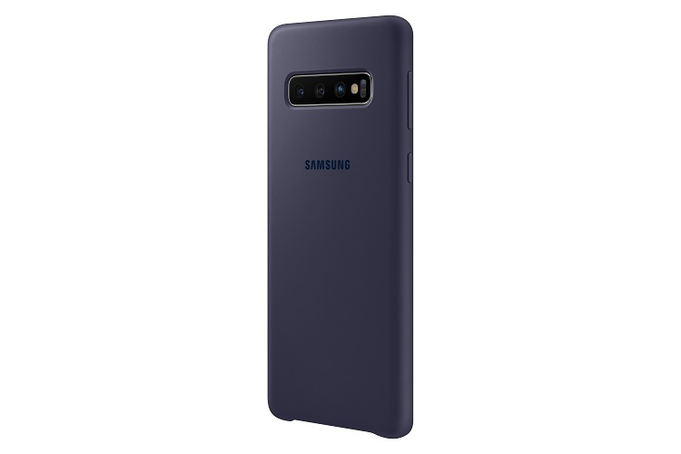 Θήκη Samsung Silicon - Galaxy S10 Μπλε