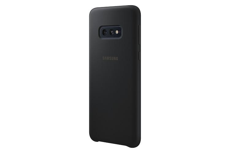 Θήκη Samsung Silicon - Galaxy S10e Μαύρη