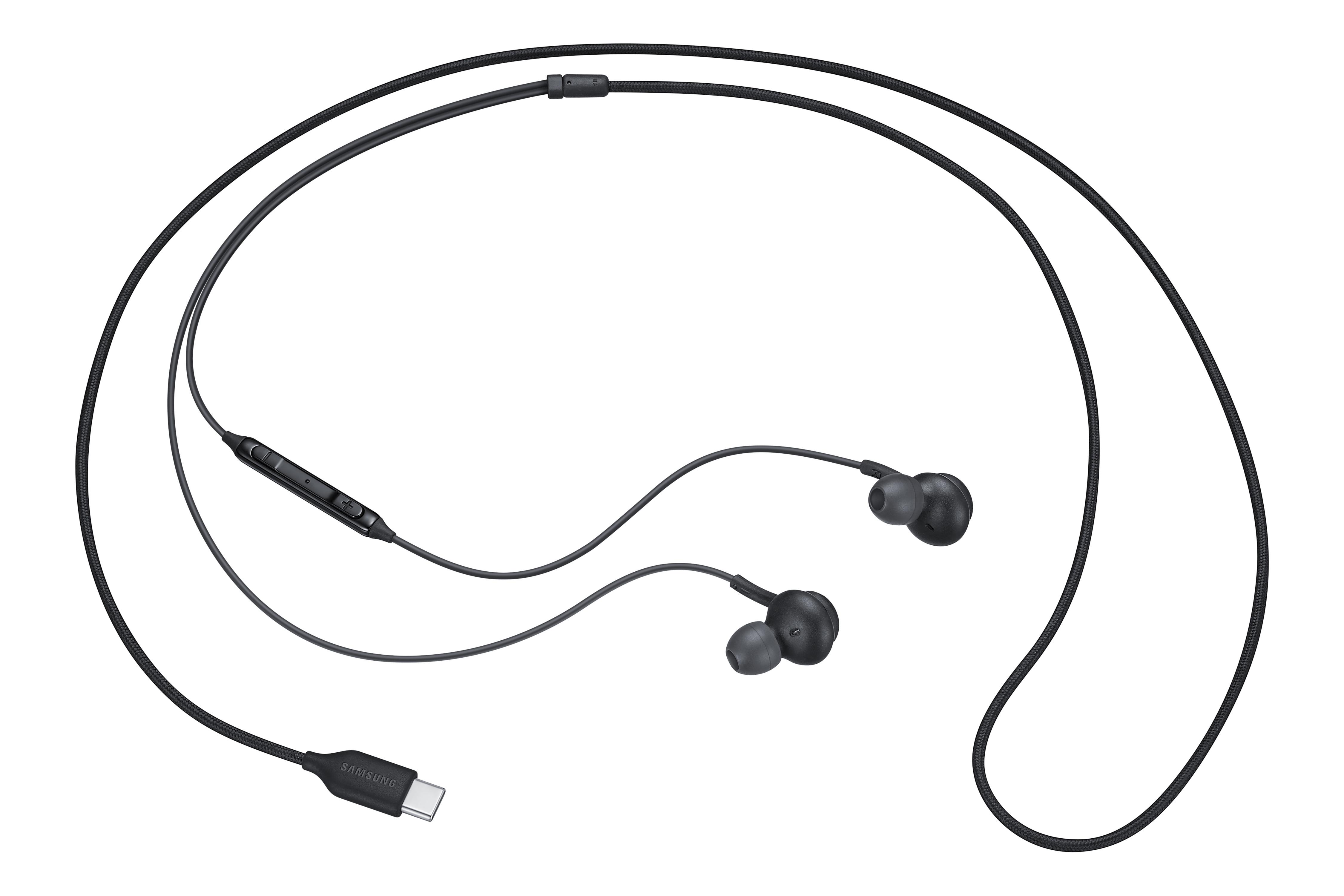 Ακουστικά Type-C Samsung Μαύρα
