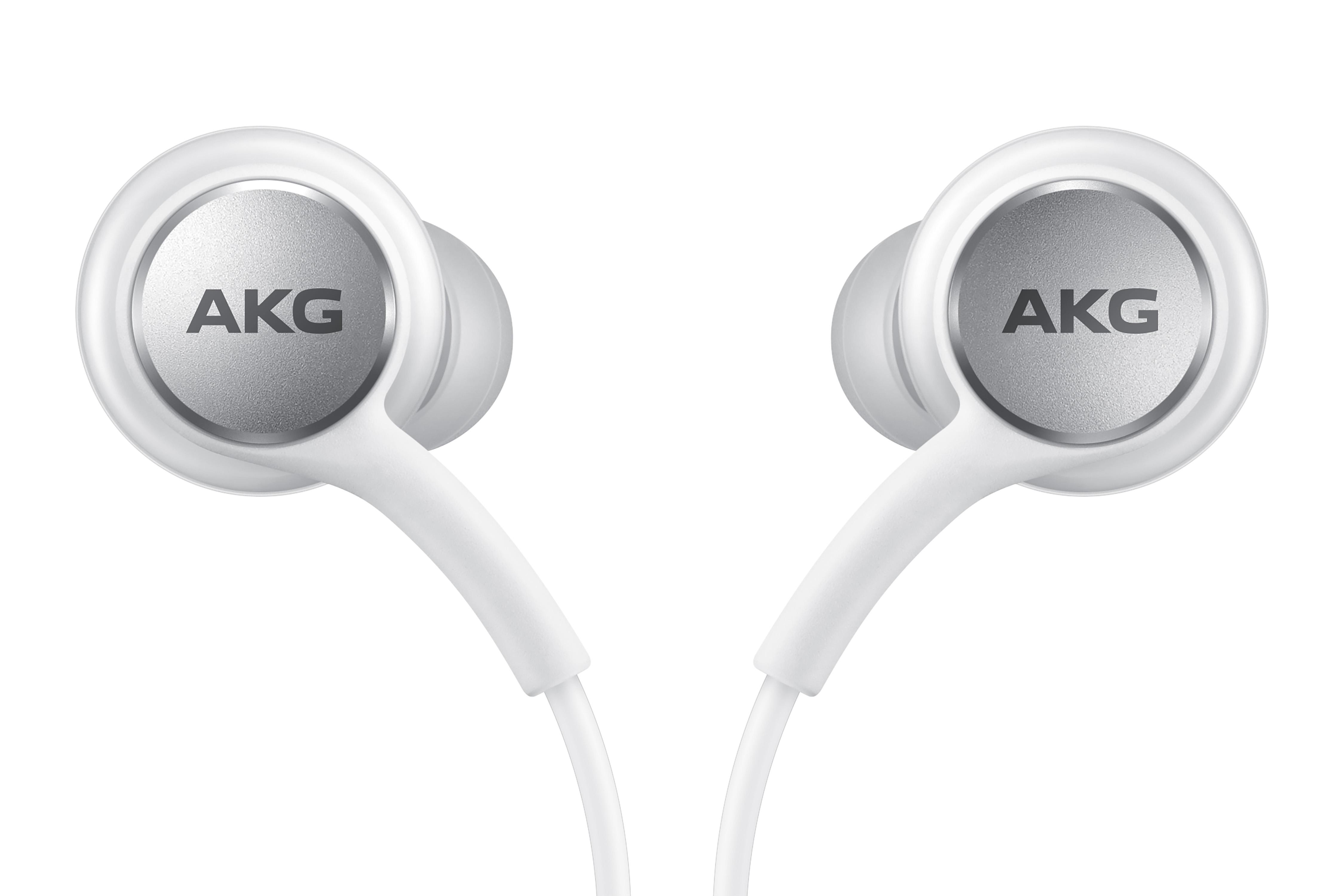 Ακουστικά Type-C Samsung Λευκά