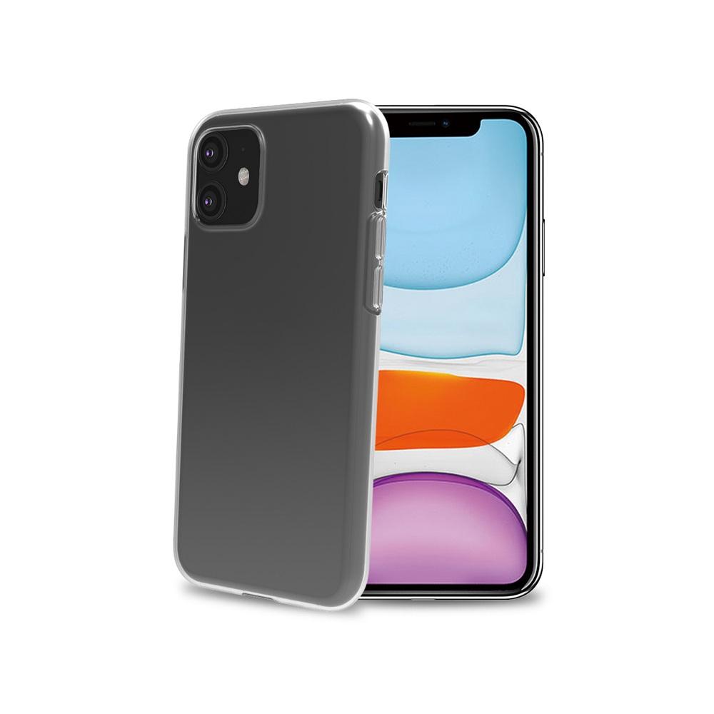 Θήκη Celly Gelskin - iPhone 11 Διάφανη