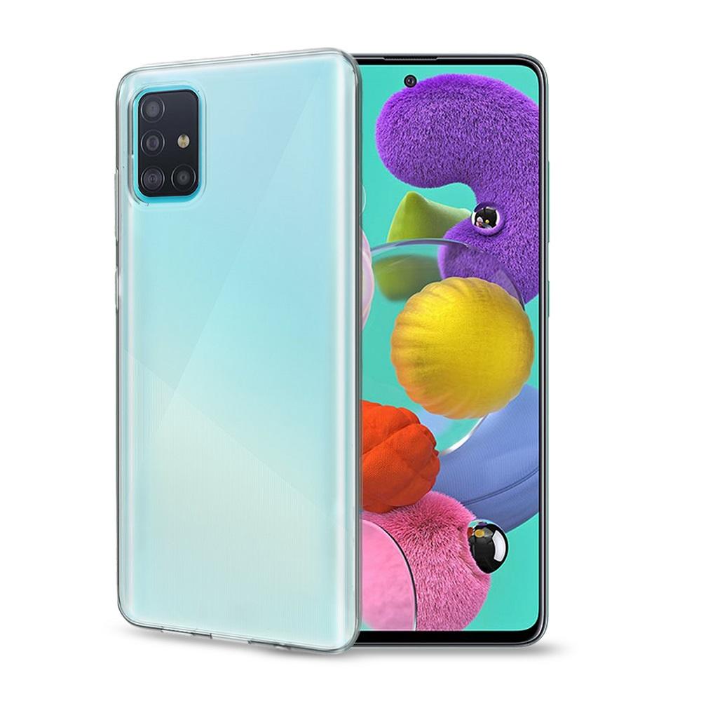 Θήκη Celly Gelskin - Samsung Galaxy A51 Διάφανη