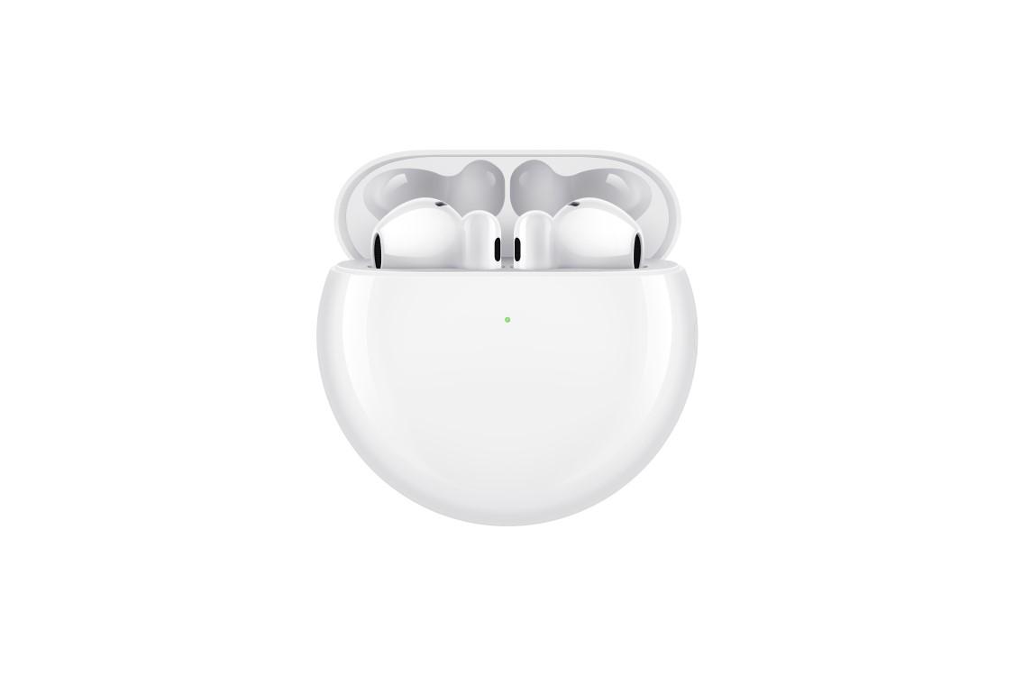 Huawei Freebuds 4 Λευκά