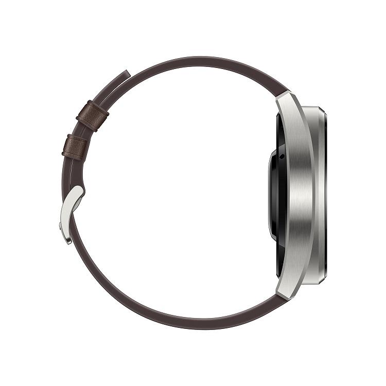 Huawei Watch 3 Pro Titanium Brown