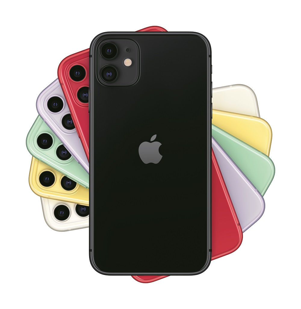 Apple iPhone 11 64GB Μαύρο
