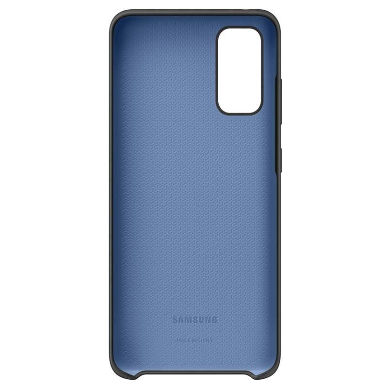 Θήκη Samsung Σιλικόνη - Samsung Galaxy S20 Μαύρη