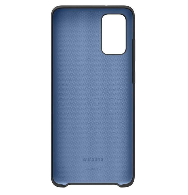 Θήκη Samsung Σιλικόνη - Samsung Galaxy S20+ Μαύρη