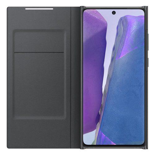 Θήκη Samsung Led View Cover - Samsung Galaxy Note 20 Ultra Μαύρη