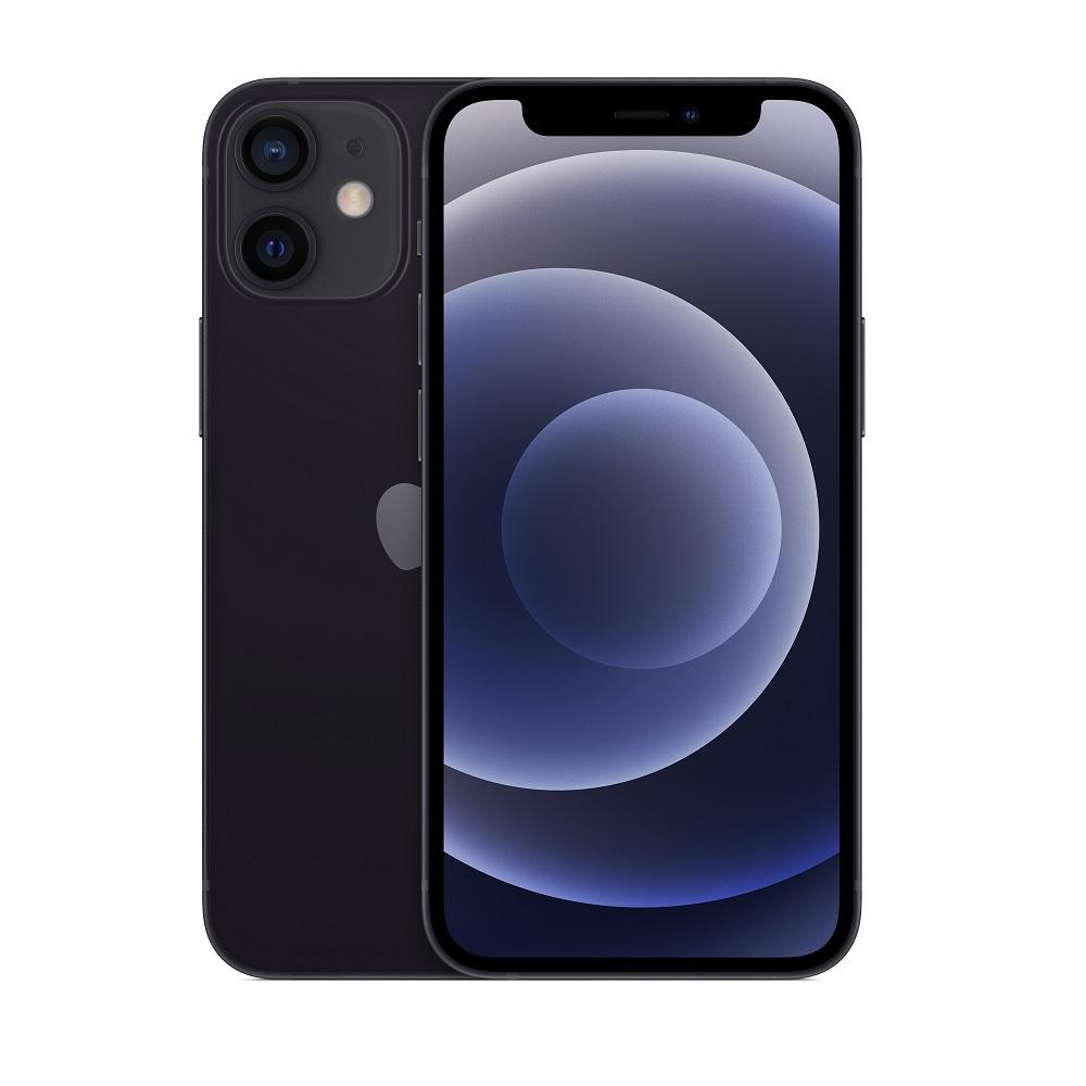 Apple iPhone 12 Mini 64GB Μαύρο