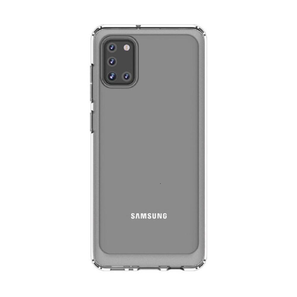 Θήκη Samsung Σιλικόνη - Samsung Galaxy A31 Διάφανη