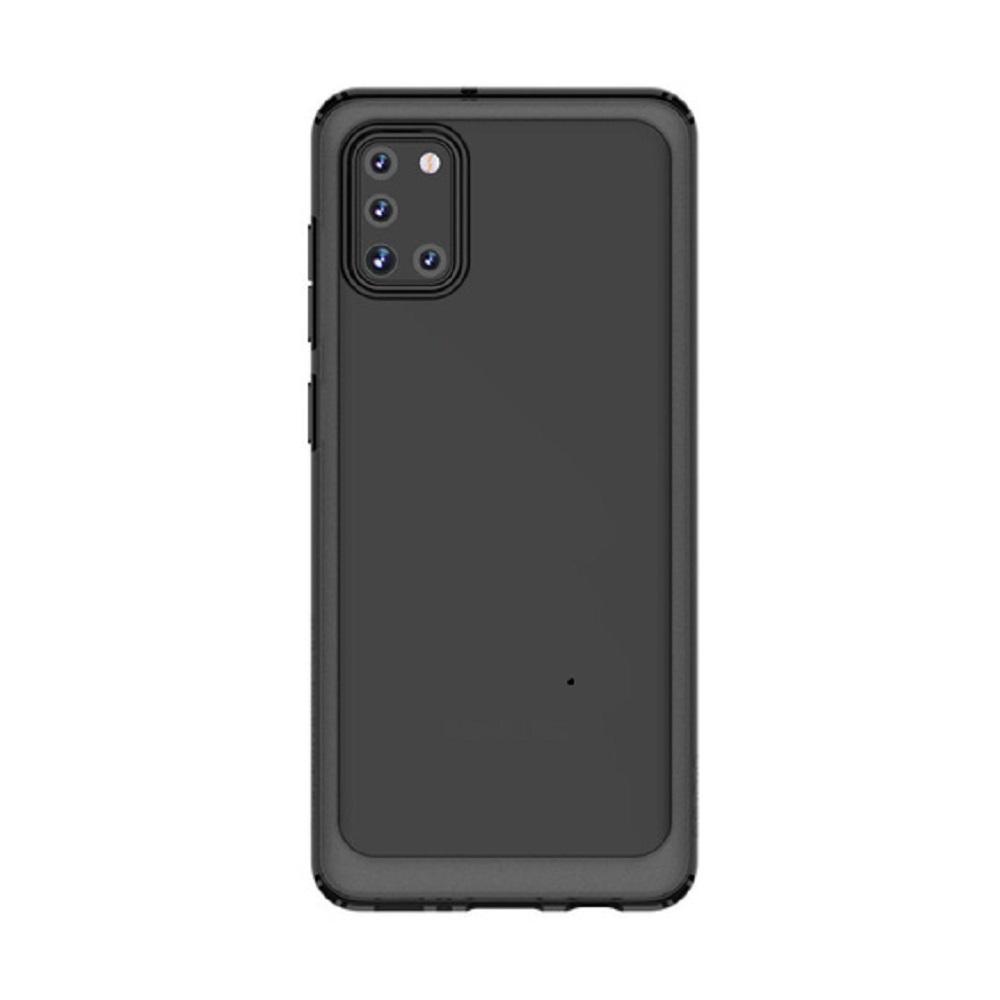 Θήκη Samsung Σιλικόνη - Samsung Galaxy A31 Μαύρη