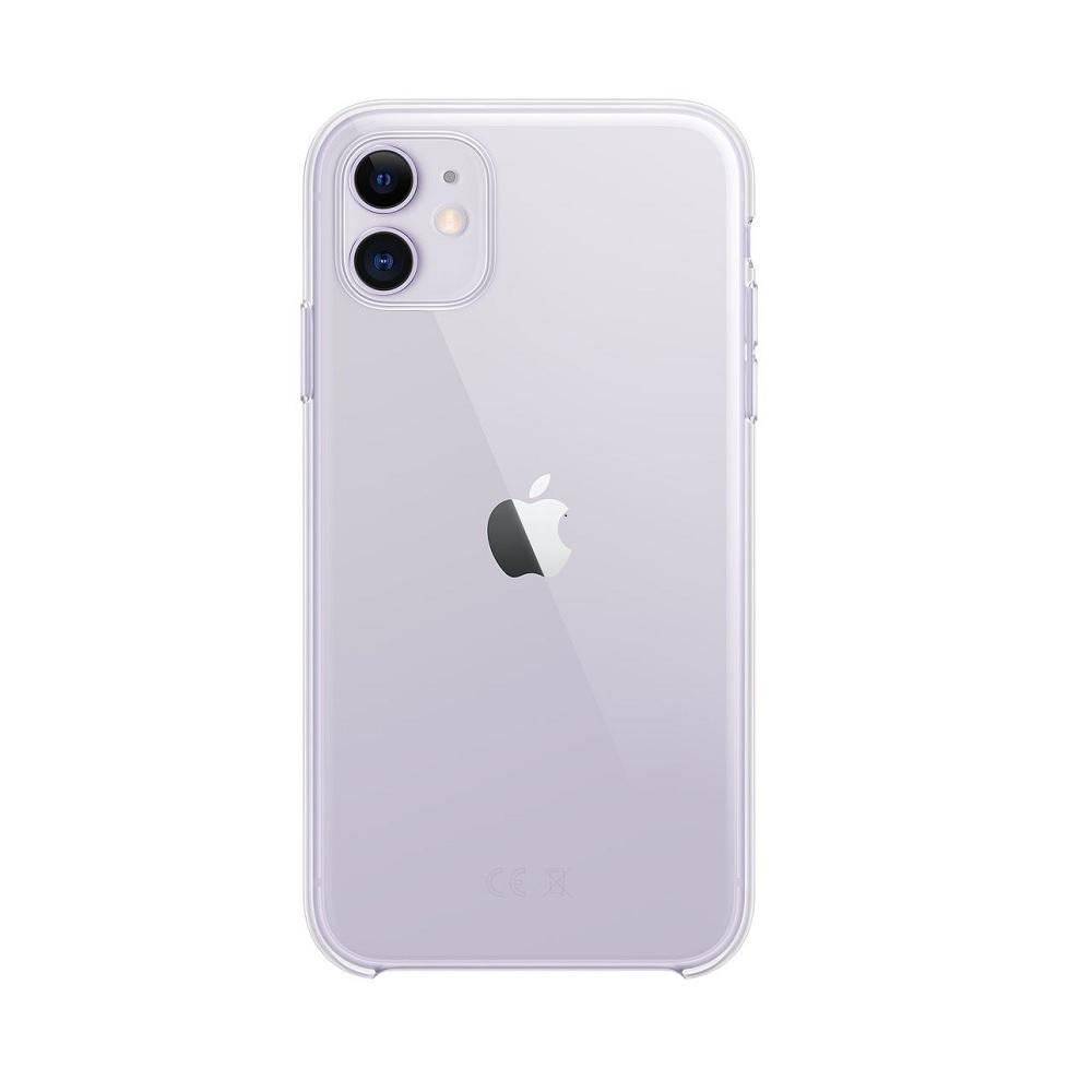 Θήκη Apple Clear - iPhone 11 Διάφανη