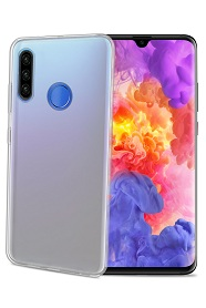 Case Celly Gelskin - Huawei P30 Lite Transparent