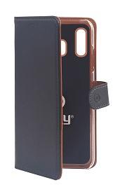 Case Celly Wally - Samsung Galaxy A20 Black