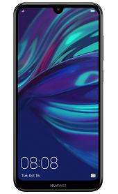 Huawei Y7 Dual Sim (2019)  Midnight Black