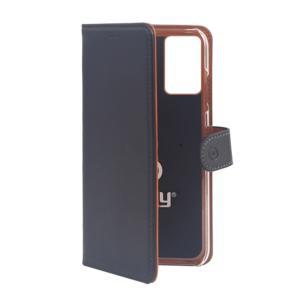 Case Celly Wally - Samsung Galaxy A71 Black